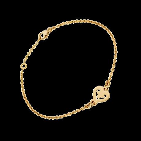 Bracelet Legendes bébé en or jaune