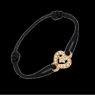 Légendes bracelet on cord
