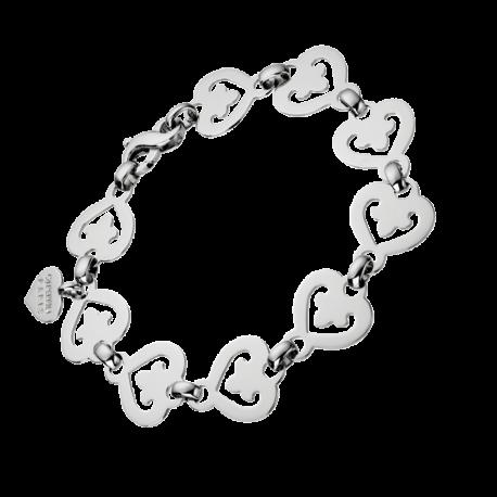 Bracelet Coeur Légendes grand modèle