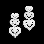 Motifs d'oreilles 3 Cœurs Légendes petit modèle