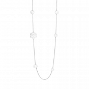 Cygne long necklace