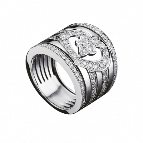 Ring Amour en Cage