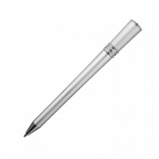 O.J. PERRIN silver brushed pen