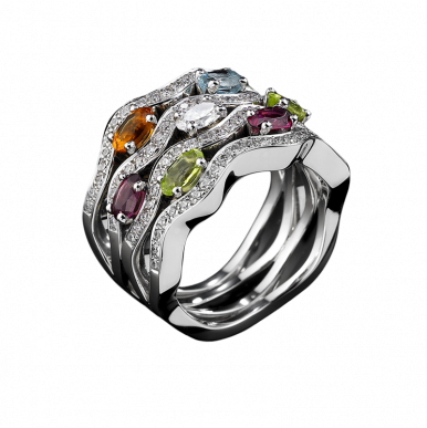 Florescence ring