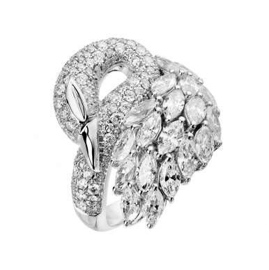 Cygne ring
